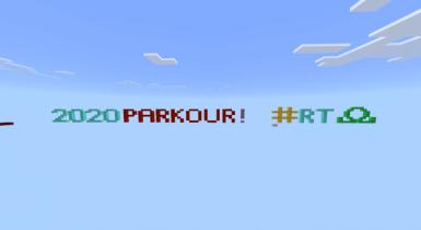 The 2020 Parkour | Minecraft PE Maps