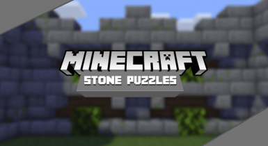 The Stone Puzzles | Minecraft PE Maps