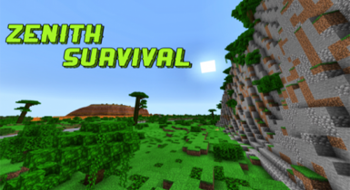 Zenith Survival | Minecraft Pe Map