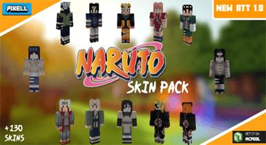 Naruto Skin Pack! 1.0   Minecraft Skin