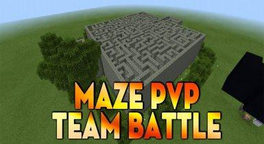 Maze PvP Map – Team Battle [PvP]