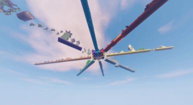 Biome Run 2 | Minecraft PE Maps