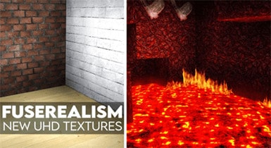 New UHD – FuseRealism Resource Pack