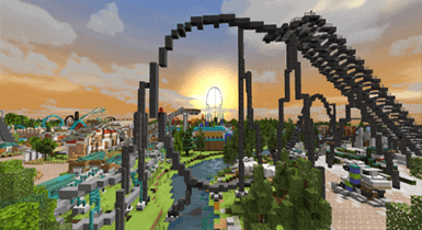 Thorpe Park Theme Park [Creation]