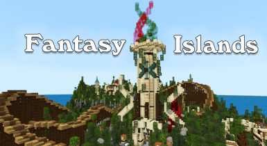 Fantasy Islands (Theme Park) [Roller Coaster]