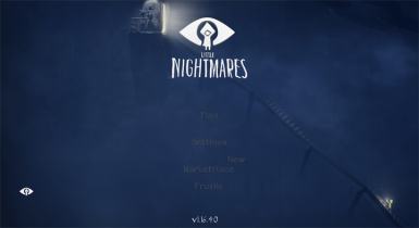 Little Nightmares GUI | Minecraft PE Texture Pack