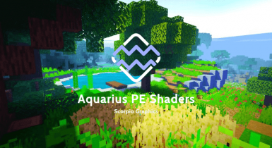 Aquarius PE Shader | Minecraft PE Shaders
