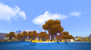 Autumn Pack | MCPE Texture Pack