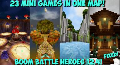 Boom Battle Heroes 12.8 [Minigame]