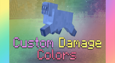 Custom Damage Colors [128x]