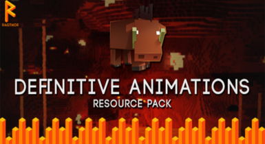 Definitive Animations Resource Pack