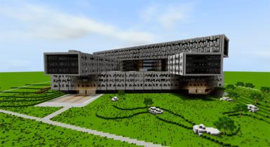 Equinor Building [Creation] Minecraft Map