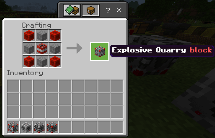 Quarry _Block_AddOn_for_Minecraft_Pe_10