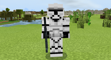 The Clone War Addon | Minecraft PE Addons