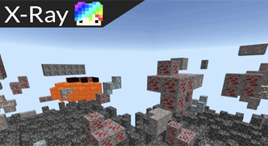 X-Ray Texture Pack (Nether Update)