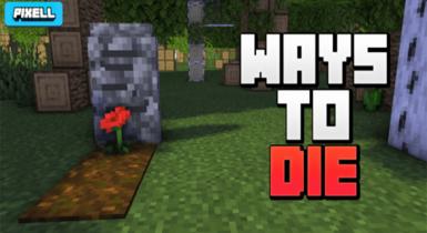 Ways to Die Puzzle [Minigame]