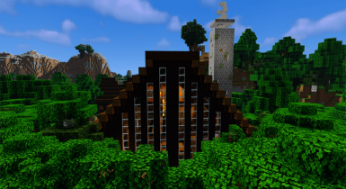 Cabin in the Woods – A Minecraft PE Escape Room