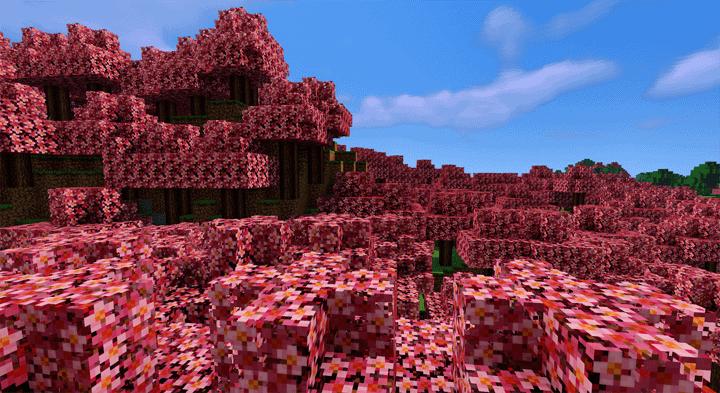Cherrycraft-BE-texture-pack