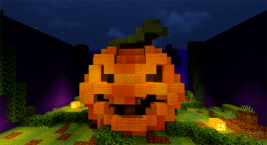Find the Button Halloween | Minecraft Minigame