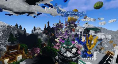 Free Realm/Server Lobby | Minecraft PE Map