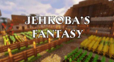 Jehkoba's Fantasy [16×16]   Minecraft texture pack