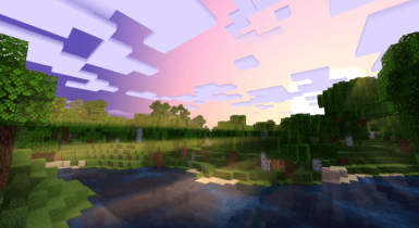 ESTN Shader Official Release Minecraft PE