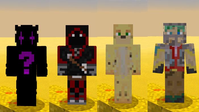 minecraft-youtubers-skin-pack