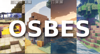 OSBES Shader | Minecraft PE Shaders Pack