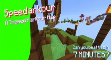 Speedarkour [Parkour] | Minecraft Map