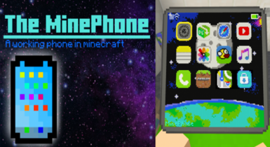 Working Phone Minecraft – MinePhone 3.3