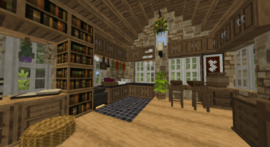Ghoulcraft BE Furniture Pack for Minecraft