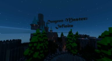 SG Replay: Dungeon Master | MCPE Maps