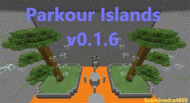 Parkour Islands | Minecraft Map