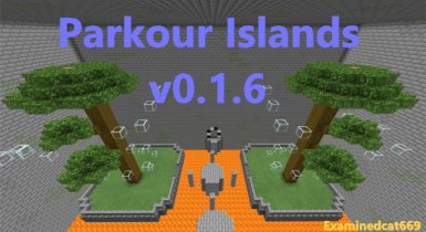 Parkour Islands | Minecraft Map