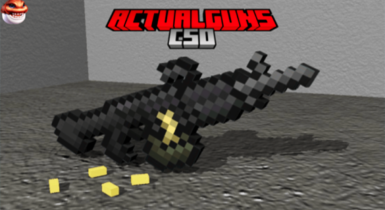 Actual Guns CSO Addon V3.0.1