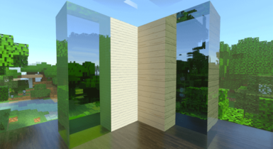 Minecraft with RTX – PBR Texture Pack V1
