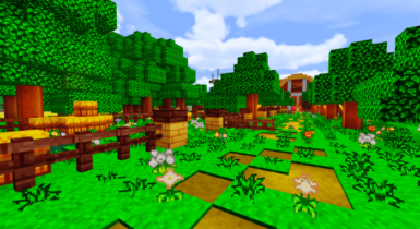 Stardew Valley | Season | Minecraft PE Texture Pack