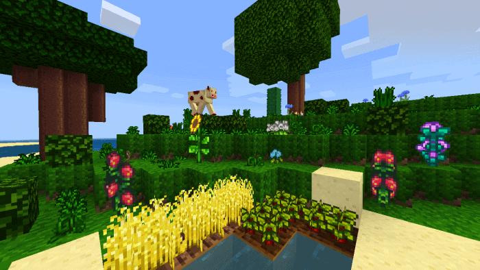 minecraft pe versi alpha