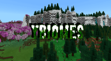 yBiomesCraft | Minecraft PE Addons