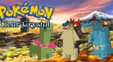 Pokemon Clear Crystal (Legendary Update)
