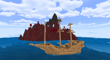 The Birdy Biome | Minecraft PE Maps