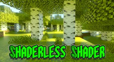 Shaderless Shader v2.0 – Render Dragon