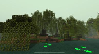 Nature Spirit (Nature Overhaul) | Minecraft PE Addons