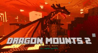Dragon Mounts 2 Refurbished Addon [Beta]