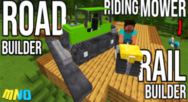 Road Builder and Rail Builder AddOn