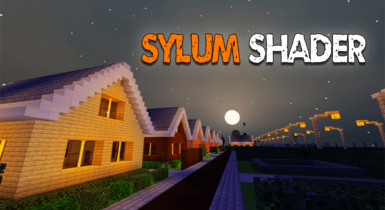 Sylum Shader for Minecraft v1.4.2