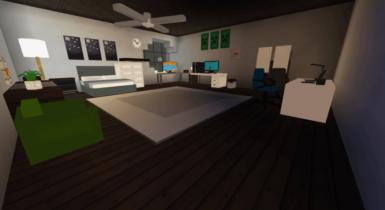 Screenfy Modern Furniture Pack | Minecraft PE Addons