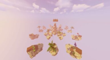 Lighthouse Bedwars World | Minecraft PE Maps