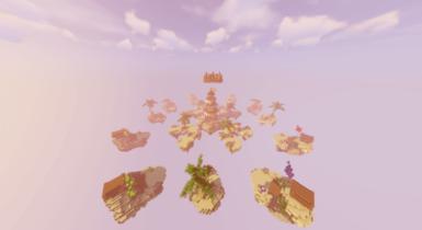 Lighthouse Bedwars World   Minecraft PE Maps
