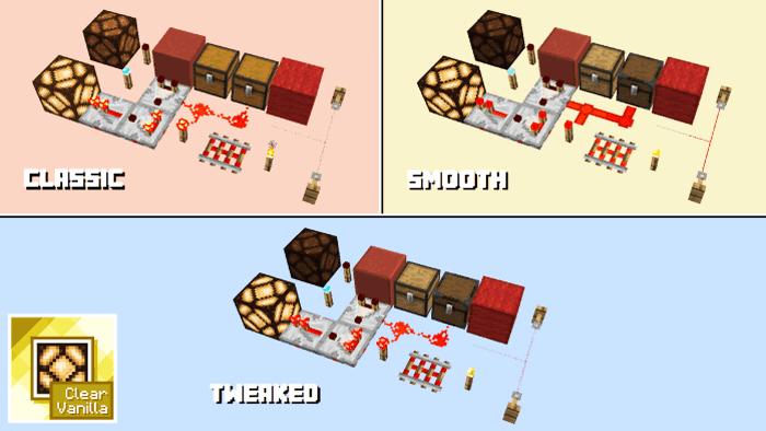 Clear-Vanilla-Minecraft